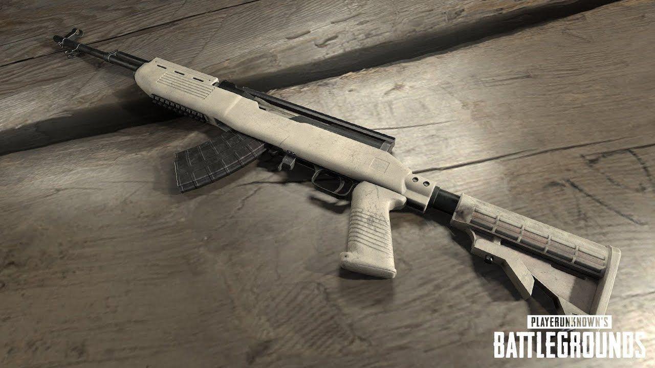 Top các loại súng bắn tỉa sniper mạnh nhất, tốt nhất trong PUBG Mobile (6)