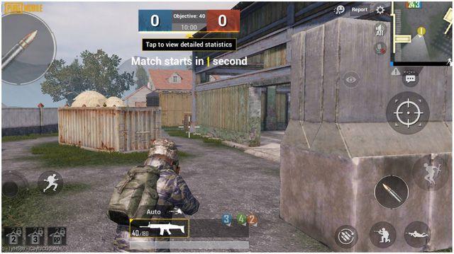 5 mẹo chơi giúp game thủ PUBG Mobile hạ đối thủ trong Team DeathMatch (4)
