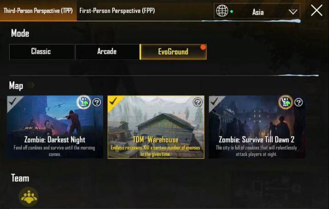 5 mẹo chơi giúp game thủ PUBG Mobile hạ đối thủ trong Team DeathMatch