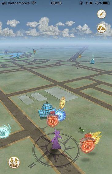 Chơi Harry Potter: Wizards Unite thế nào để tốn ít Spell Energy nhất? (1)