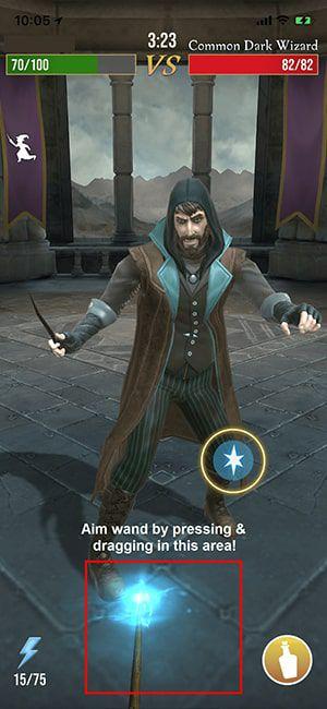 Chơi Harry Potter: Wizards Unite thế nào để tốn ít Spell Energy nhất? (7)