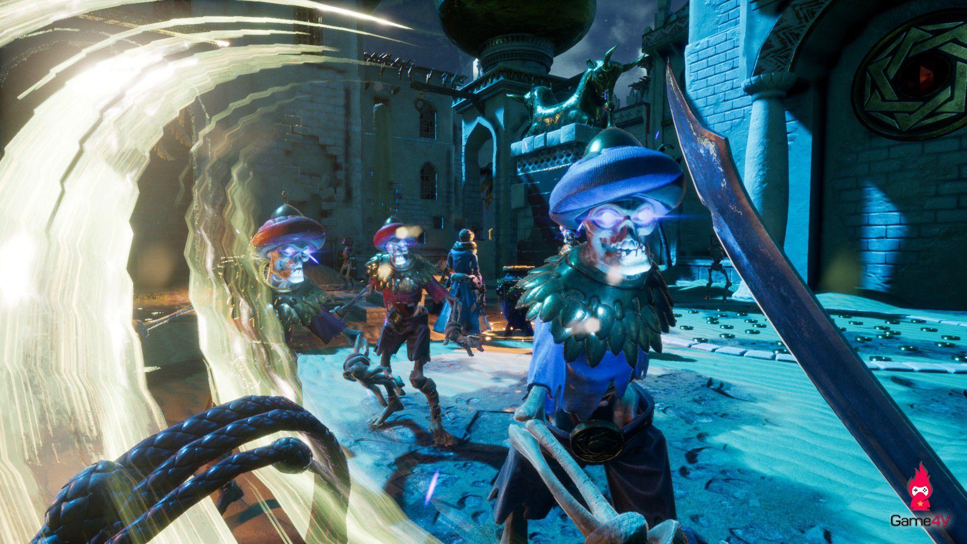 Hướng dẫn cách nhận miễn phí tựa game hành động City of Brass (1)