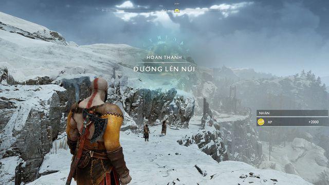 Link tải game God Of War 2018 Việt hóa miễn phí cho PS4 (1)