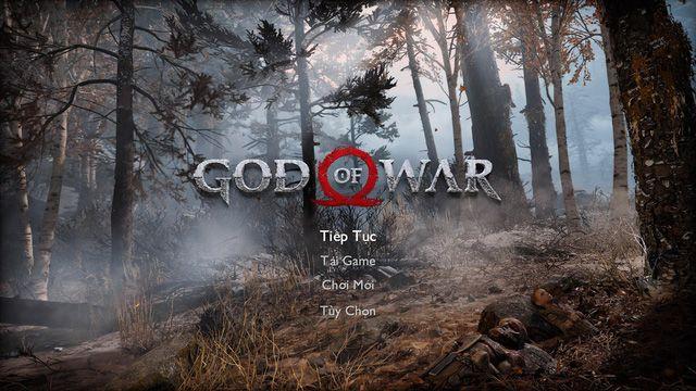 Link tải game God Of War 2018 Việt hóa miễn phí cho PS4 (2)
