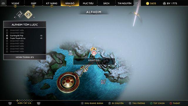 Link tải game God Of War 2018 Việt hóa miễn phí cho PS4 (5)