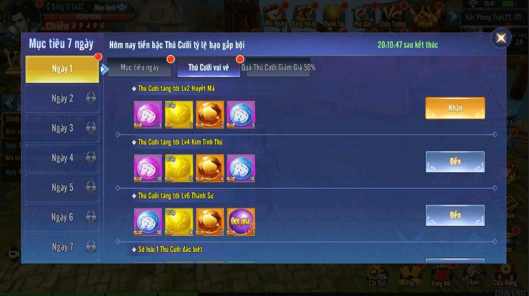 Mẹo chơi, cách chơi Hành Tẩu Giang Hồ Mobile dành cho tân thủ (6)