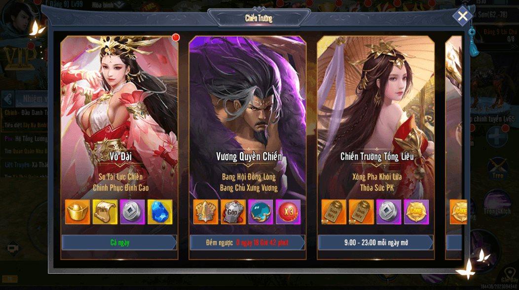 Mẹo chơi, cách chơi Hành Tẩu Giang Hồ Mobile dành cho tân thủ (8)