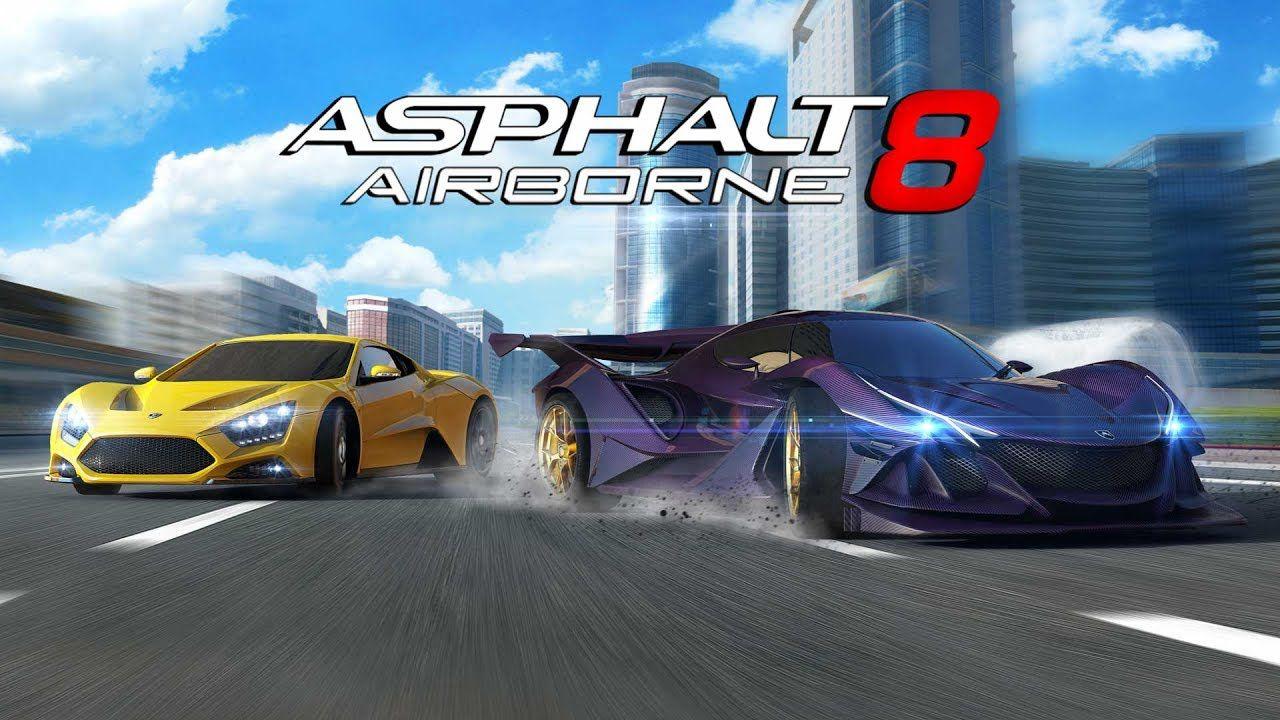 Tải game Asphalt 8 hack full tiền, mua đồ shop free cho Android (1)