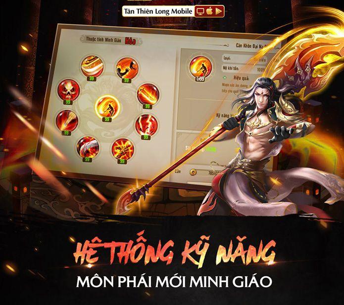 Tìm hiểu về môn phái Minh Giáo trong Tân Thiên Long Mobile VNG (4)