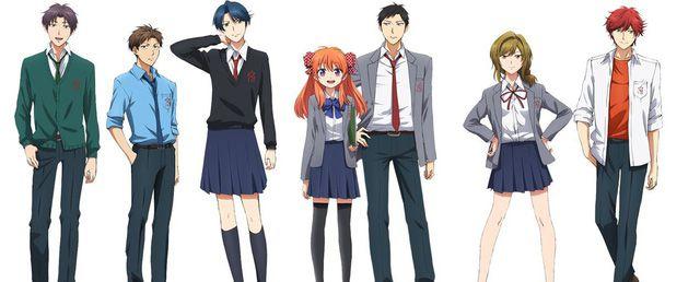 Top 10 anime hài hước siêu bựa và lầy lội khiến mọt cười lăn cười bò (4)