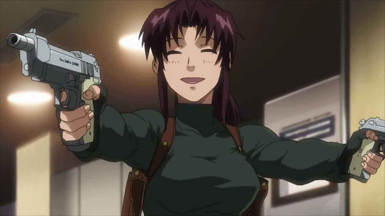 Top những nhân vật nữ mạnh mẽ và nguy hiểm nhất trong anime (7)