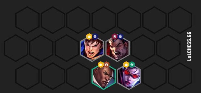 ĐTCL: Hướng dẫn cách xây dựng đội hình siêu phòng thủ Hiệp Sĩ - Hộ Vệ (2)