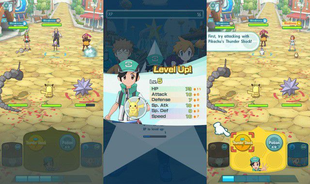 Những game JRPG mobile Nhật Bản mới cực hay cho Android & iOS (4)