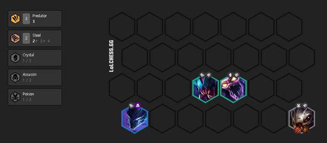 Cách chơi đội hình hyper roll Mãnh Thú ĐTCL phiên bản 9.23 (3)