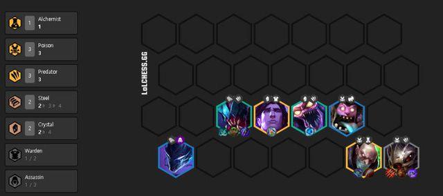 Cách chơi đội hình hyper roll Mãnh Thú ĐTCL phiên bản 9.23 (5)