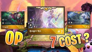 DTCL bản 9.22 mùa 2: Cách chơi tướng Lux với trang bị và đội hình mạnh nhất (1)