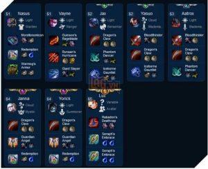 DTCL bản 9.22 mùa 2: Cách chơi tướng Lux với trang bị và đội hình mạnh nhất (3)
