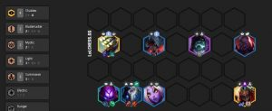 ĐTCL mùa 2 bản 9.22: Cách xây dựng đội hình Bóng Tối dễ chơi dễ trúng (5)