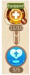 Laplace M: Cách tăng điểm kĩ năng cho Mục sư, Thần Quan và Vũ Sư (6)