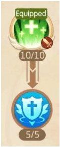 Laplace M: Cách tăng điểm kĩ năng cho Mục sư, Thần Quan và Vũ Sư (9)
