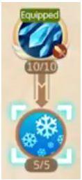 Laplace M: Cách tăng điểm kỹ năng cho Pháp Sư, Phù Thủy Băng & Lửa (1)