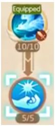 Laplace M: Cách tăng điểm kỹ năng cho Pháp Sư, Phù Thủy Băng & Lửa (10)