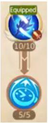 Laplace M: Cách tăng điểm kỹ năng cho Pháp Sư, Phù Thủy Băng & Lửa (11)