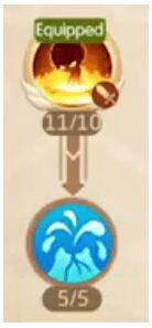Laplace M: Cách tăng điểm kỹ năng cho Pháp Sư, Phù Thủy Băng & Lửa (18)