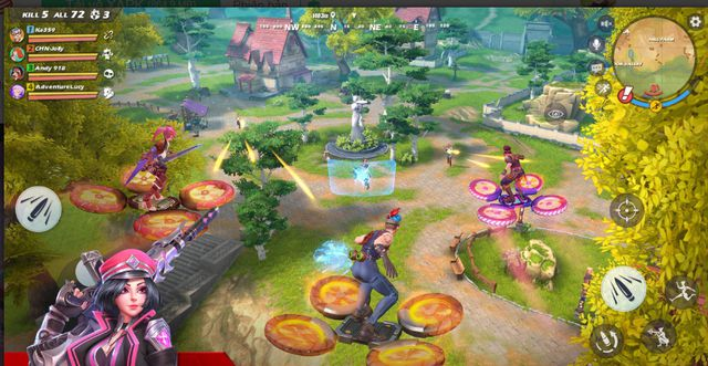 Top game battle royale 2019 miễn phí siêu hay cho PC & mobile (6)