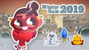 Event Steam Winter Sale 2019: Sự kiện big sale cuối cùng của Steam (1)