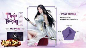 Chọn phái nào trong Kiếm Đế 3D để PK đoạt đế dễ dàng? (3)