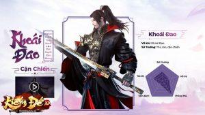 Chọn phái nào trong Kiếm Đế 3D để PK đoạt đế dễ dàng? (5)
