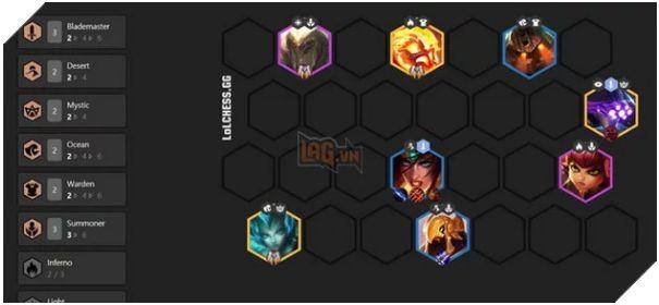 ĐTCL 10.1: Top 2 đội hình Cát với Azir Kiếm Khách và Sivir debuff mạnh nhất (1)