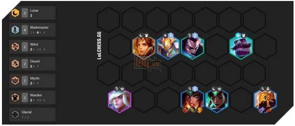 ĐTCL 10.1: Top 2 đội hình Cát với Azir Kiếm Khách và Sivir debuff mạnh nhất (2)
