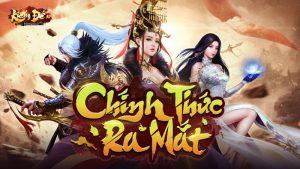 Kiếm Đế 3D Gamota có gì HOT mà gây bão làng game Việt đến thế? (1)