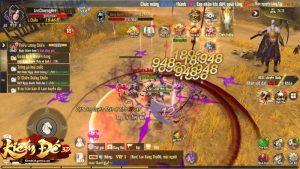 Kiếm Đế 3D Gamota có gì HOT mà gây bão làng game Việt đến thế? (4)