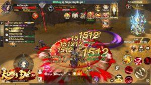 Kiếm Đế 3D Gamota có gì HOT mà gây bão làng game Việt đến thế? (5)