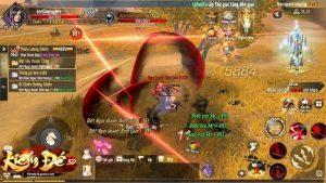 Kiếm Đế 3D Gamota có gì HOT mà gây bão làng game Việt đến thế? (6)