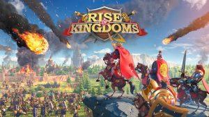 Rise of Kingdoms: Cách chọn quốc gia, chọn tướng và cách ủ acc (1)