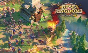 Rise of Kingdoms: Cách chọn quốc gia, chọn tướng và cách ủ acc (2)