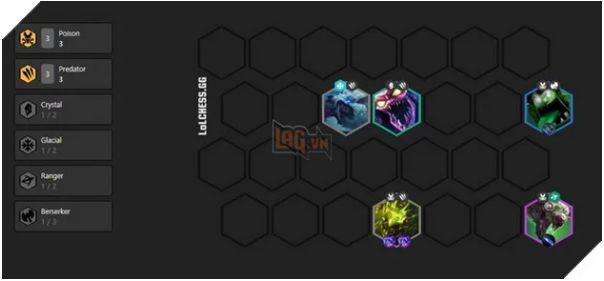 ĐTCL 10.3: Cách chơi Hyperoll không cần Xẻng Vàng với đội hình Mãnh Thú (1)