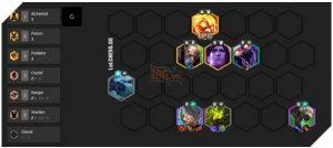 ĐTCL 10.3: Cách chơi Hyperoll không cần Xẻng Vàng với đội hình Mãnh Thú (3)