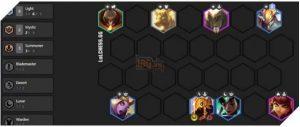 ĐTCL bản 10.3: Cách chơi đội hình 6 Ánh Sáng không Xẻng Vàng (3)