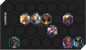 Top 8 đội hình mạnh nhất ĐTCL bản 10.4 giúp tăng tốc leo rank (3)