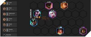 Top 8 đội hình mạnh nhất ĐTCL bản 10.4 giúp tăng tốc leo rank (4)