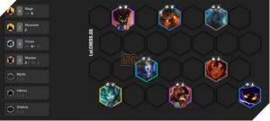 Top 8 đội hình mạnh nhất ĐTCL bản 10.4 giúp tăng tốc leo rank (6)
