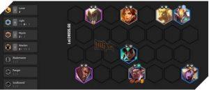 Xếp hạng top đội hình mạnh nhất đến yếu nhất trong ĐTCL 10.3 (2)