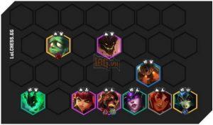 Xếp hạng top đội hình mạnh nhất đến yếu nhất trong ĐTCL 10.3 (3)