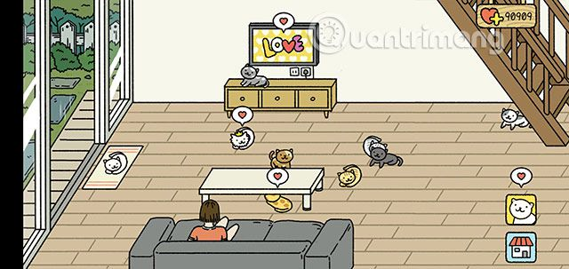 Cách bug tim, cách hack tim Adorable Home trên Android & iOS (15)