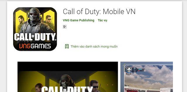 Cách tải và đăng ký Call of Duty Mobile trên Android để nhận quà (3)